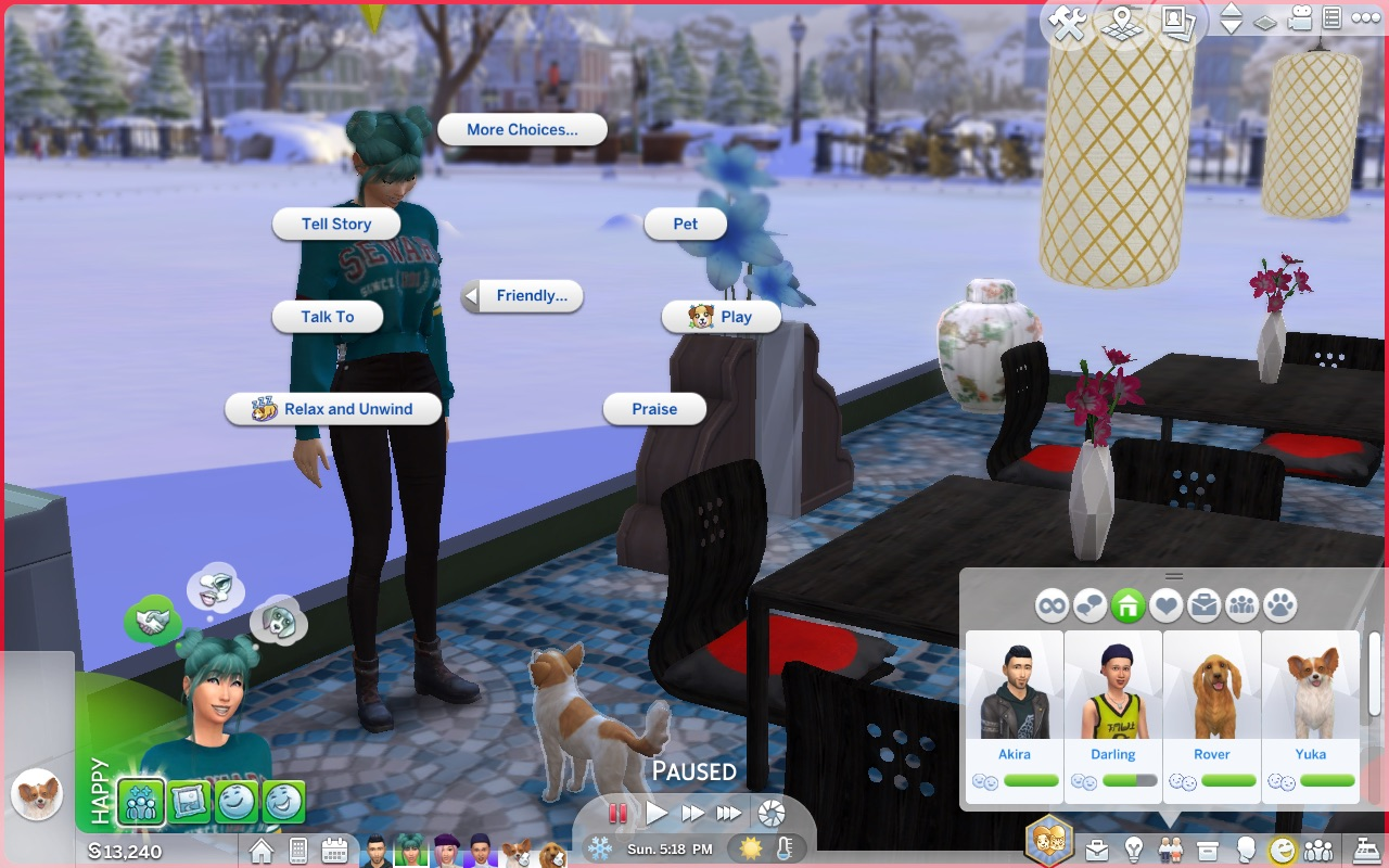 sims 4 dynasty challenge